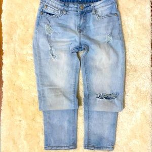 7 for all mankind girl jeans